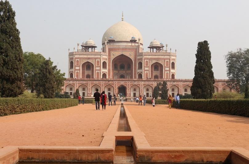 Delhi_HumayunTomb_6