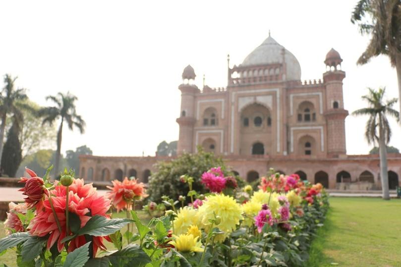 Delhi_SafdarjungTomb_1