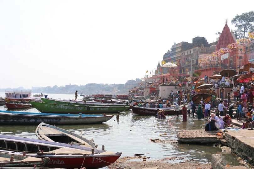 Wie_hat_uns_Indien_gefallen_Varanasi_thebraidedgirl