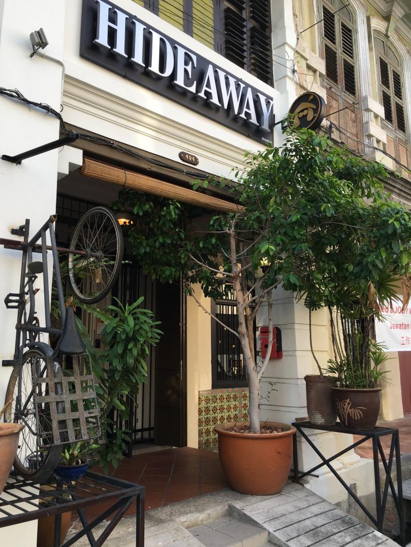George Town | Mango Tree Place Hideaway | thebraidedgirl