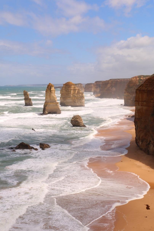 Great Ocean Road | Twelve Apostles | thebraidedgirl
